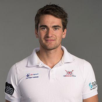 Stewart innes - Rowing. Men's pairs.