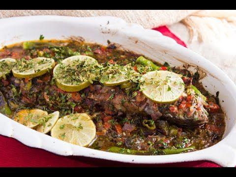 خالتو أمل سمكة حارة كيكة الشامواة الجزء الأول Youtube Food To Make Recipes Food
