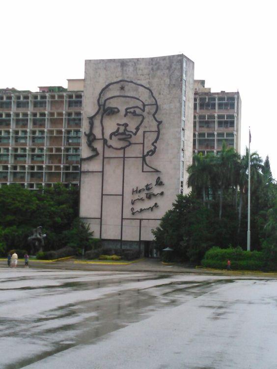 Revolution Square, Havana