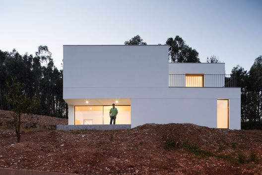 House in Águeda, Portugal, by nu.ma Photos: ITS - Ivo Tavares Studio