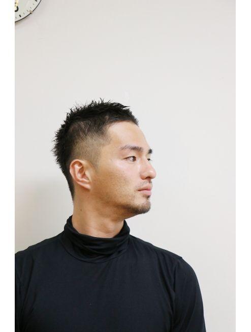 2021年冬 メンズ ボウズの髪型 ヘアアレンジ 新着順 4ページ目 ホットペッパービューティー ヘアスタイル ヘアカタログ おしゃれ坊主 ボウズ メンズヘアスタイル ベリーショート