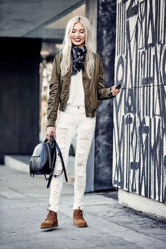 Gorgeous Street Style Looks
