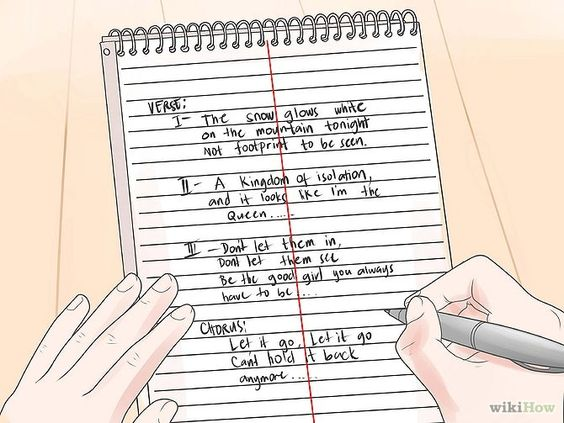 how to write lyrics to a song The step-by-step beginners guide to writing songs do melodies float into your head do you think in bars do you see lyrics, not words it's time to start writing.