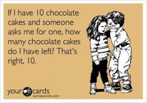 : Word Problem, Chocolate Cake, Ecards, Chocolatepizazz