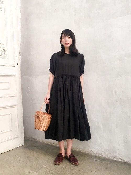 私服も気になる♡話題の人気女優、吉岡里帆さんのおしゃれコーデ6選   4MEEE