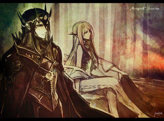Morgoth*Sauron詰め [7]