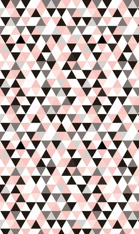 Papier Décopatch « Triangles cuivre », 3 pc.   Loisirs créatifs VBS Hobby