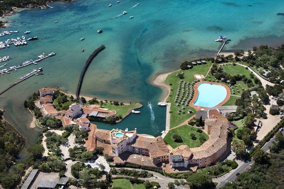 Booking.com: Hôtel Cala Di Volpe, a Luxury Collection - Porto Cervo, Italie