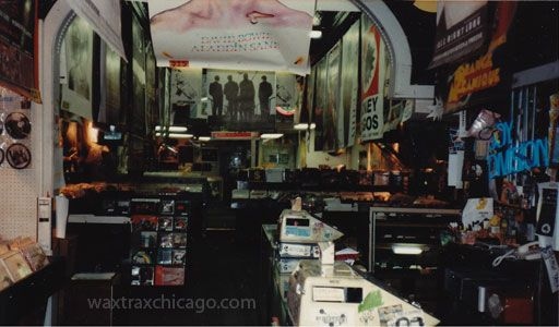 Old Chicago: Wax Trax Records was the cure to some of my teenage angst.