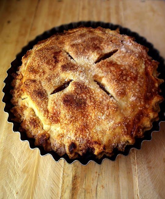 A Cozinha Coletiva: Torta de Pêssegos