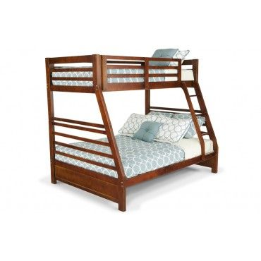 Chadwick Twin Full Bunk Bed Bobs Furniture And Beds