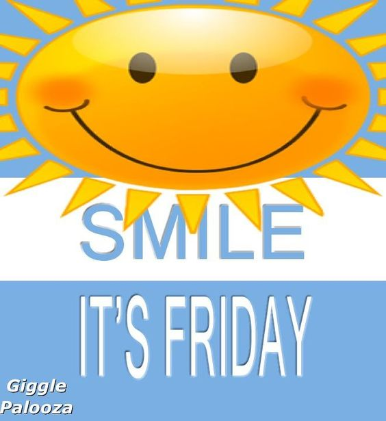 SMILE ITS FRIDAY:)