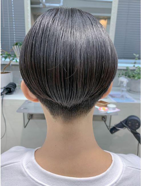 刈り上げ女子 ベリーショート ハンサムショート L048865795 テトヘアー Teto Hair のヘアカタログ ホットペッパービューティー ヘアスタイル 刈り上げ女子 ヘアカット