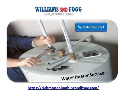 You Can Get The Best Solution For Plumbing Heating And Cooling Anytime Because Williams Fogg Mechanical Services Is Always Here With The Best Richmo Plumbing