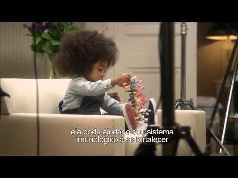 A Nestlé e você nos Primeiros 1.000 dias do seu bebê
