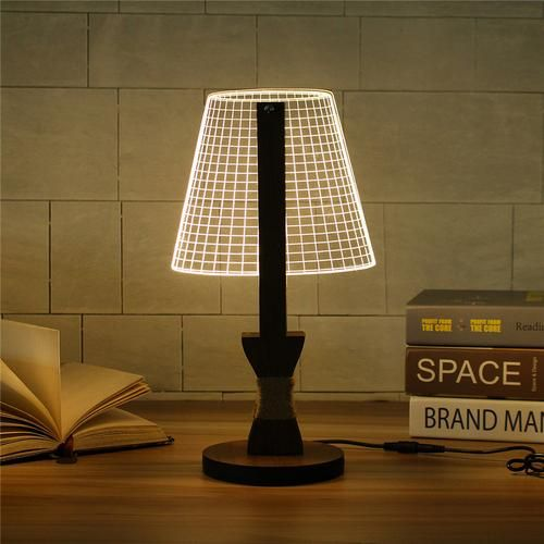 2d Style Table Lamp Dimmable Gifts For Designers Clean Minimal Gifts For Designers And Creatives Gift Design Designer Gift Table Lamp Lamp Table Style