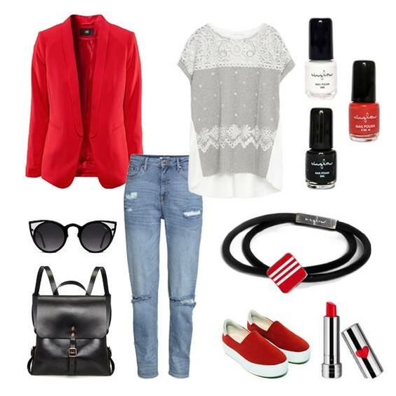 #ringbow #outfit #red