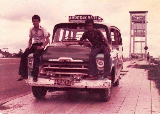 Jejak Sejarah Bus Chevrolet Dan Gmc Di Indonesia Bus Tangguh Penakluk Medan Pegunungan Awansan Chevrolet Kota Palembang Sejarah