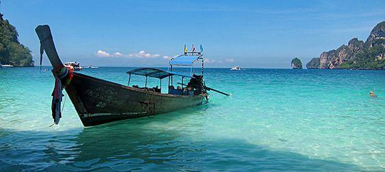Monkey Beach - Phi Phi