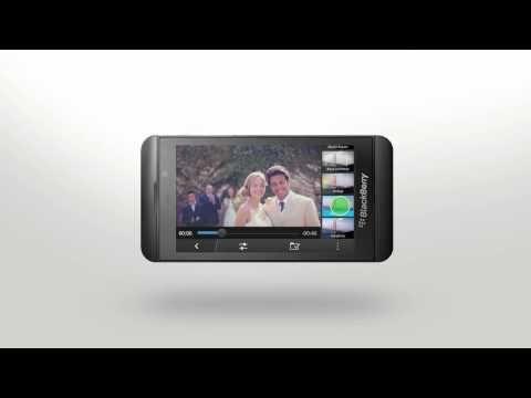 BlackBerry Story Maker: BlackBerry Z10 - Official How To Demo