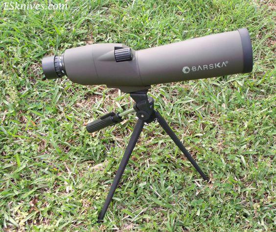 Barska Colorado Spotting Scope 20-60x60 Waterproof