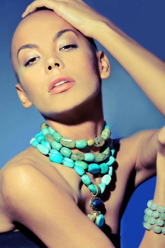 RIIA #rikkagi #azur #necklace