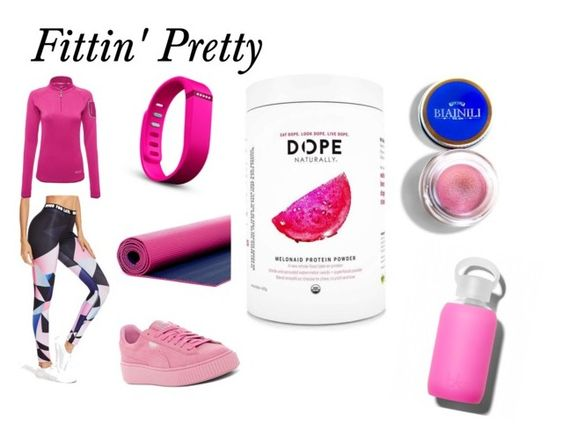Power up your workout and enjoy an attractive glow from within with DOPE Naturally Melonaid Protein Powder. Plus, keep lips soft and moist with BIAINILI lip balm. Available at luvibeauty.com.