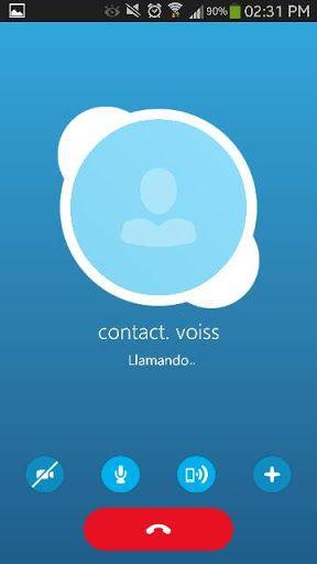 WebPage to Movile permite que llames a cualquier persona a través de Skype, contact@voiss.com.mx y descubre más acerca de nuestra aplicación.
