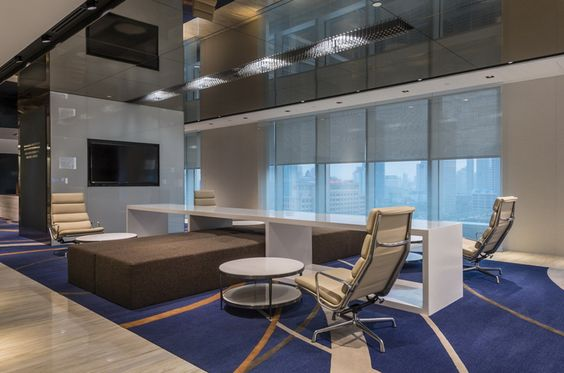 Office Tour Estee Lauder Offices Shanghai With Images Home