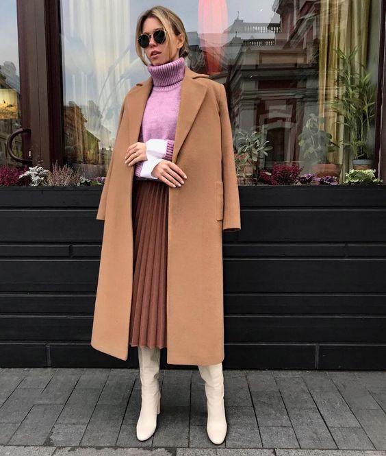 Юбка плиссе: 14 свежих идей с чем носить плиссировку в 2019-ом | Новости моды