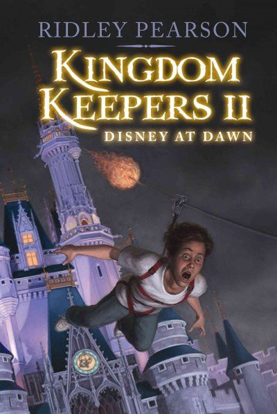 Kingdom Keepers Ii: Disney At Dawn (Kingdom Keepers)
