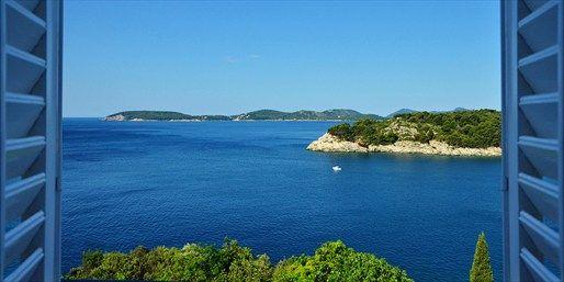 ab 399 € -- Kroatienwoche mit Meerblick, Flug & Halbpension