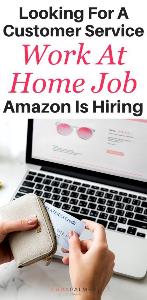 Amazon Is Hiring Work From Home Customer Service Associates Work From Home Jobs Working From Home Online Jobs From Home