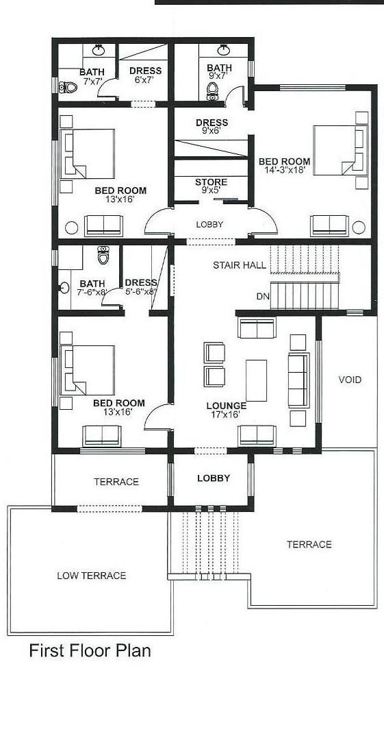 Pin By Chalanasudhir On House Plans House Layout Plans House Plans Floor Plans