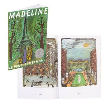 "amazing wedding inspiration: the book ""Madeline"""