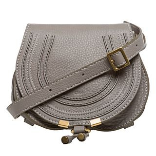 Chloe 'Marcie - Small' Leather Crossbody Bag - Designer Handbag