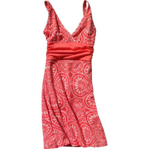 I live in this summer dress