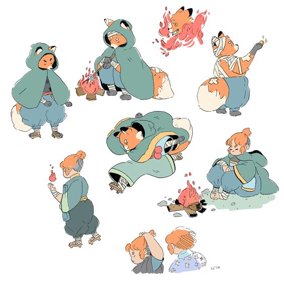 Art by Laura Lewis* • Blog/Website   (http://lorhs.tumblr.com) • Online Store   (https://society6.com/lorhs) ★    CHARACTER DESIGN REFERENCES™ (https://www.facebook.com/CharacterDesignReferences & https://www.pinterest.com/characterdesigh) • Love Character Design? Join the #CDChallenge (link→ https://www.facebook.com/groups/CharacterDesignChallenge) Share your unique vision of a theme, promote your art in a community of over 50.000 artists!    ★