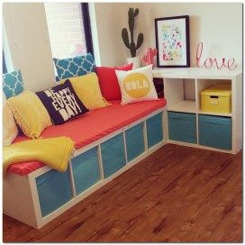 Simple Playroom Ideas for Kids (32)
