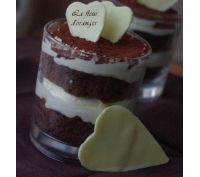 Recette Tiramisu chocolat et au sirop de cardamome