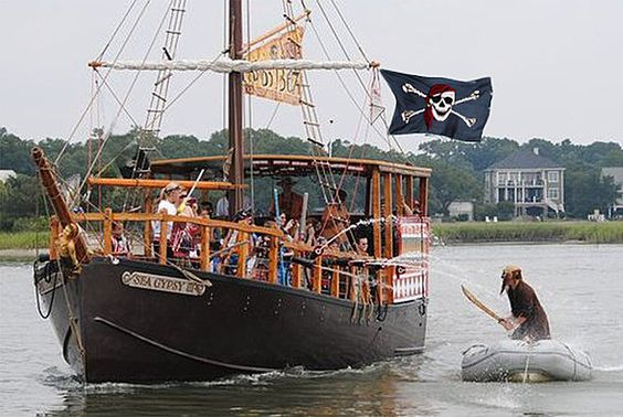 Pirate Adventures Myrtle Beach