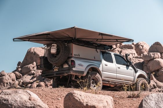 Pin By Chris Hornbecker On Camper In 2020 Expedition Portal Car Awnings Expedition