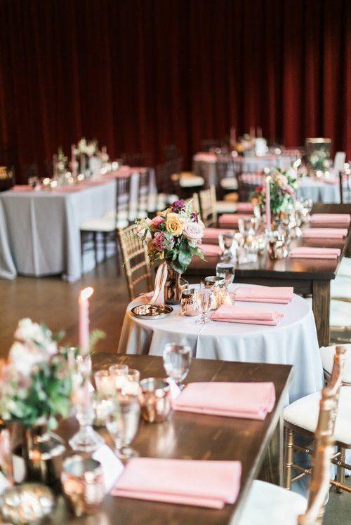 Pittsburgh Opera House Summer City Wedding Wedding Party Table City Wedding Sweetheart Table Rental