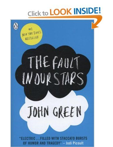 The Fault in Our Stars: Amazon.co.uk: John Green: Books