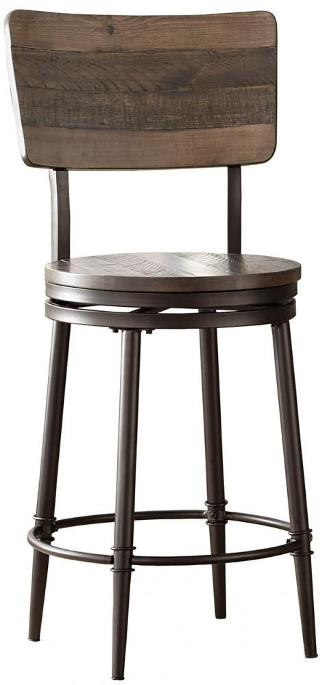 Hillsdale Furniture Jennings 26 Inch Counter Stool Bar Stools Swivel Bar Stools Swivel Counter Stools 26 inch swivel bar stools