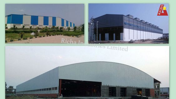 Richa Industries Limited is a premier name in the Construction & Engineering industry engaged in offering Turnkey Project Solutions (Pre Engineered Building + Civil) to its clients. Under its Turnkey Project division, Richa provides integrated Engineering, Procurement and Construction (EPC) services for Civil Construction and infrastructure sector projects right from concept to final delivery.