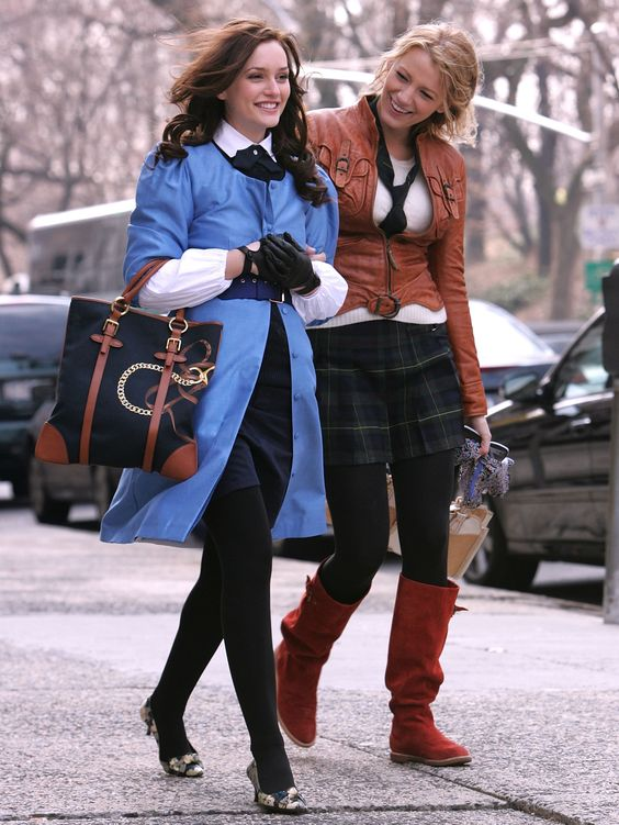 This Is the Exact Episode You Got Addicted to Gossip Girl via @WhoWhatWearUK