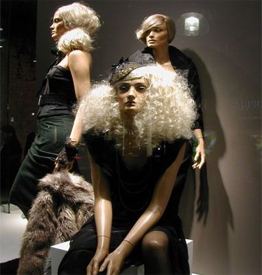 Photo of Retail for fans of Mannequins. Lifelike Mannequins.