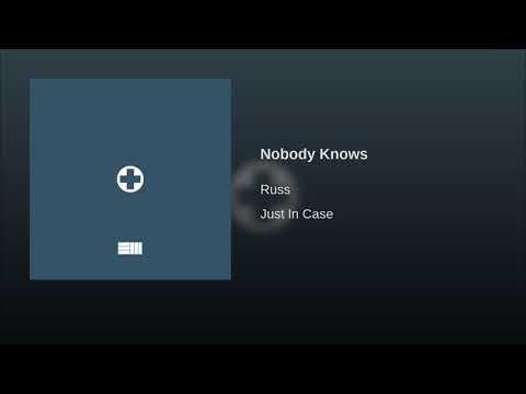 Pin On M U S I C Russ ~ nobody knows (lyrics). pin on m u s i c