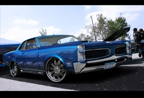 Pontiac GTO | Pontiac GTO - pagenstecher.de - Deine Automeile im Netz